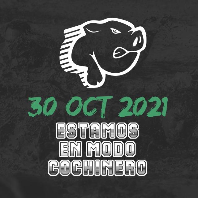 Cartel de la Cochinero Challenge 2021
