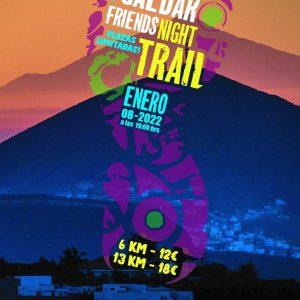 Gáldar Friends Night Trail 2022