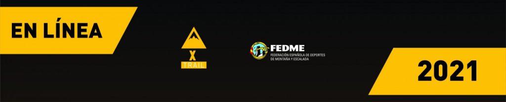 Portada Copa de España en línea 2021 de FEDME