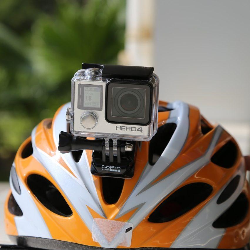 Mejores cámaras de acción para bicicletas