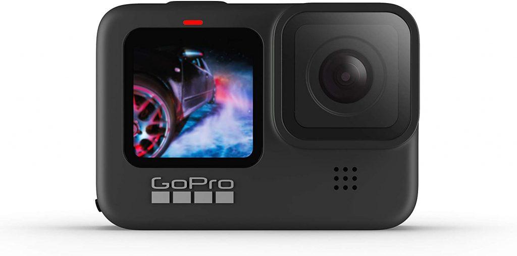 GoPro Hero 9 Black - La mejor cámara de acción para bicicletas