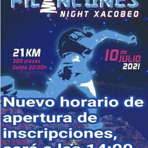 Pilancones Night Xacobeo 2021