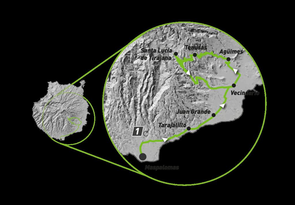 Gran Canaria Bike Week 2021 - Etapa 1 - Gran Canaria Sureste