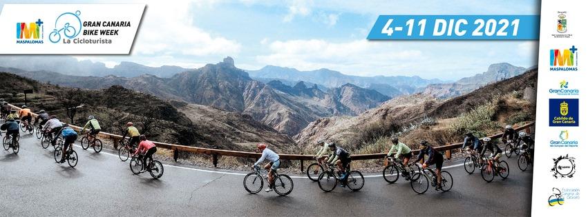 Portada Gran Canaria Bike Week 2021