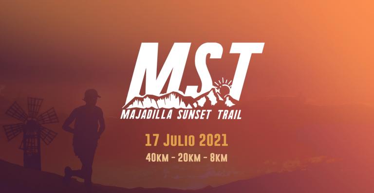 Cartel Oficial de la Majadilla Sunset Trail 2021