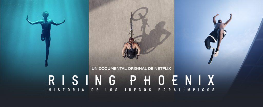 Cartel oficial de Rising Phoenix