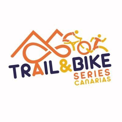 Logo Trail & Bike Series Canarias 2022