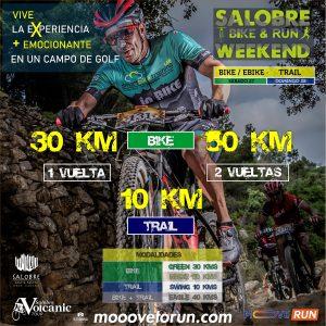 Salobre Bike&Run Weekend 2021