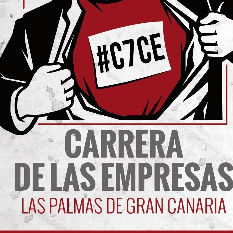 Logotipo oficial de Carrera de las Empresas