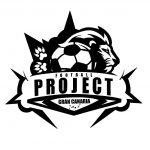 Logotipo oficial de la Escuela CD Football Project en Gran Canaria