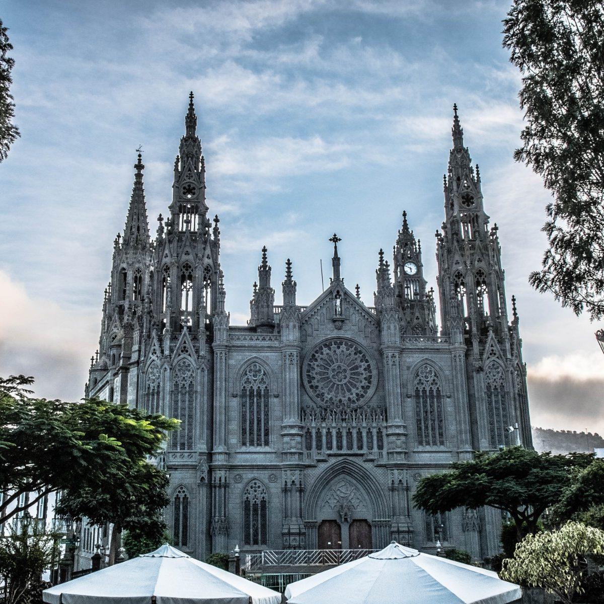 Foto de la Catedral de Arucas - Iglesia de San Juan Bautista en Arucas Gran Canaria