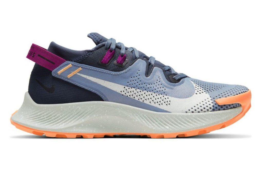 Las mejores zappatillas trail para mujer - Nike Trail para mujer - Pegasus Trail 2