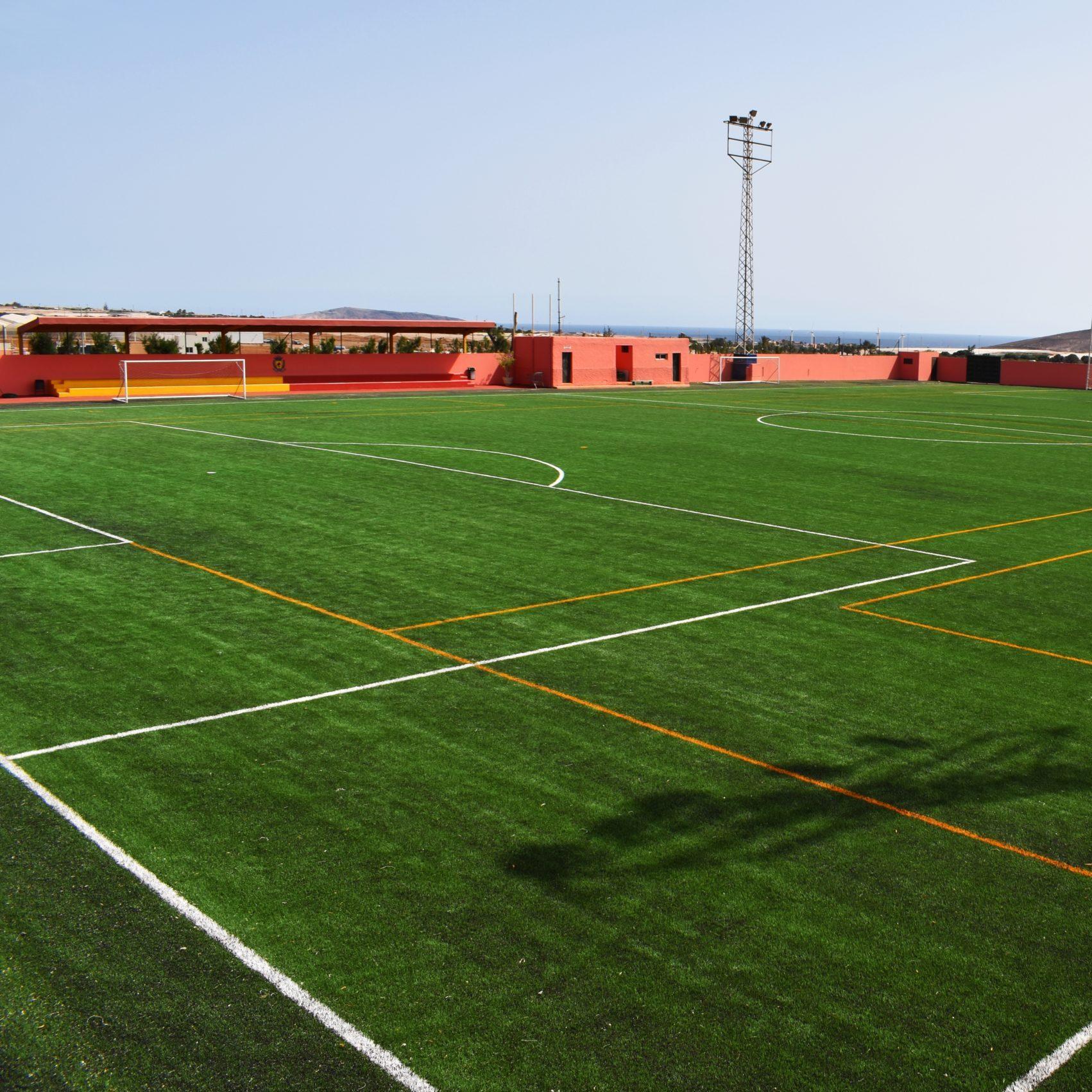 Campo de fútbol de Las Rosas