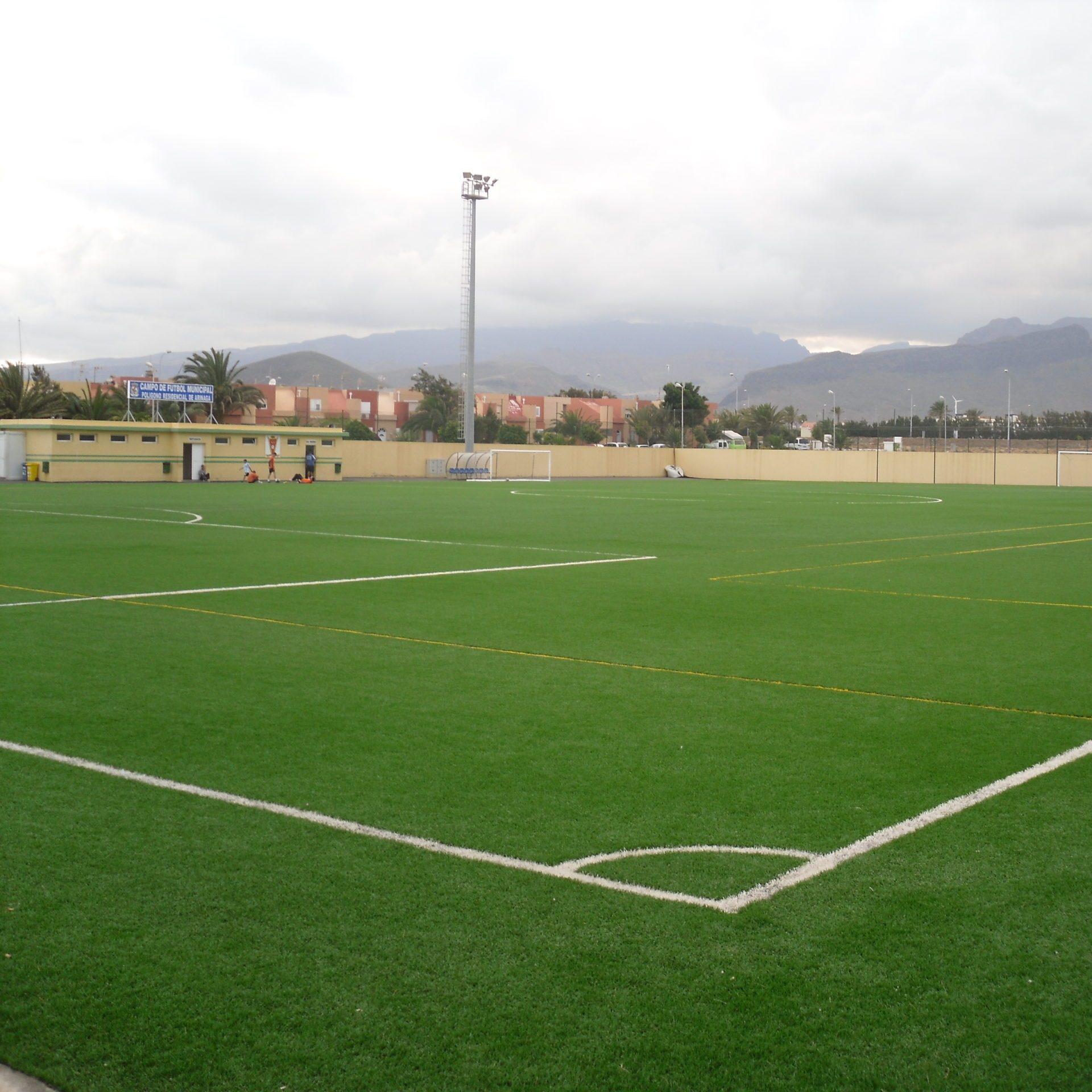 Campo de fútbol del Polígono de Arinaga