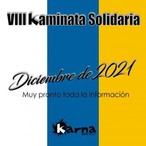 Logoptipo de KAMINATA SOLIDARIA - Karna somos diferentes