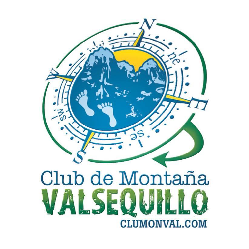 Logotipo oficial de Club de Montaña Valsequillo - CluMonVal